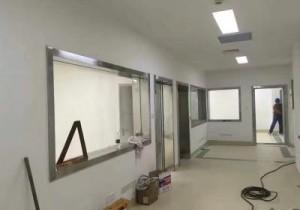 放射科装修公司墙面顶门窗要做什么措施