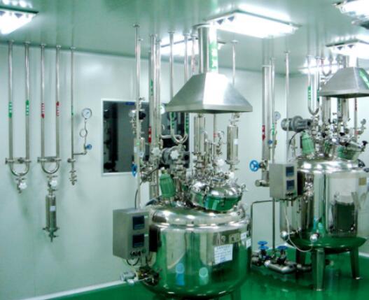 墙纸规划的厂房净化空调,干净无尘实验室;2,设计,净化食品厂建造中国平面培训网图片