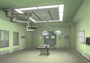 百级层流洁净室手术室成为医院现代标准